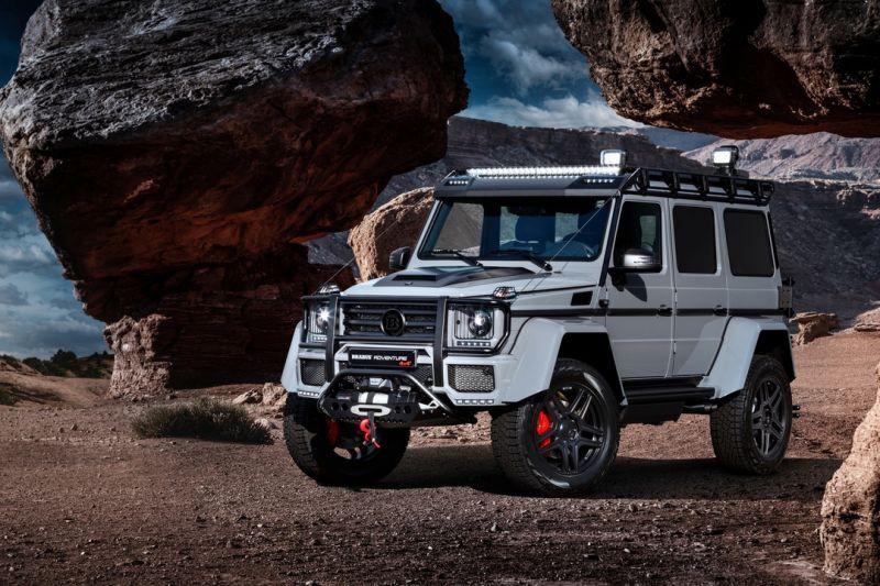 MercedesG500Brabus1