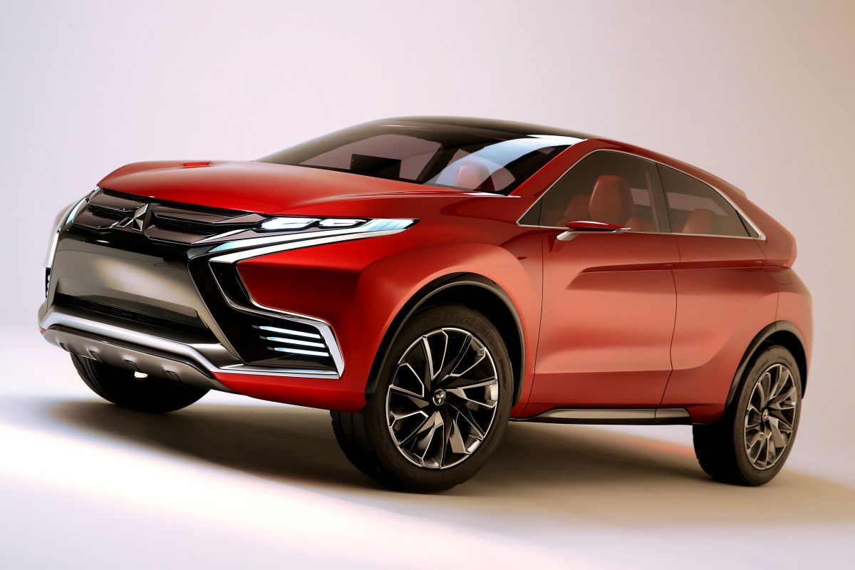 Mitsubishi ASX1