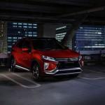Kupé-jellegű új SUV a Mitsubishitől