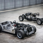 Morgan-CX-Generation-platform-and-traditional-steel-chassis-1