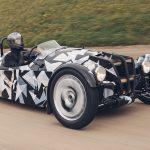 Ford-motorral tér vissza a háromkerekű Morgan