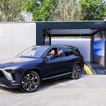 Bemutatta a Nio az akkumulátorok cseréjét automatikusan elvégző állomás legújabb generációját