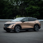 Itt a Nissan elektromos crossovere
