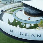 Árammal is fizethet a parkolásért, aki meglátogatja a Nissan japán élményközpontját