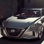 Ilyen lesz a Nissan új formanyelve