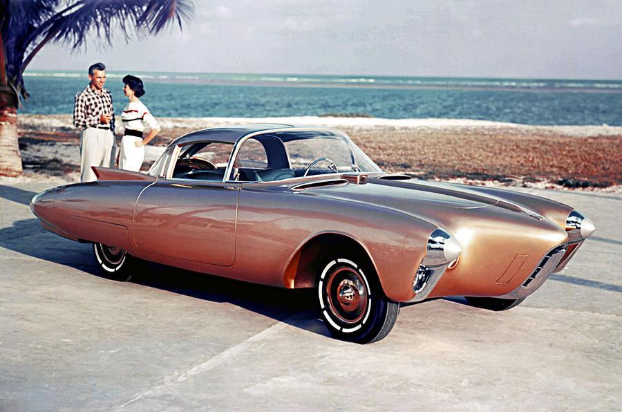 Oldsmobile Golden Rocket 1956