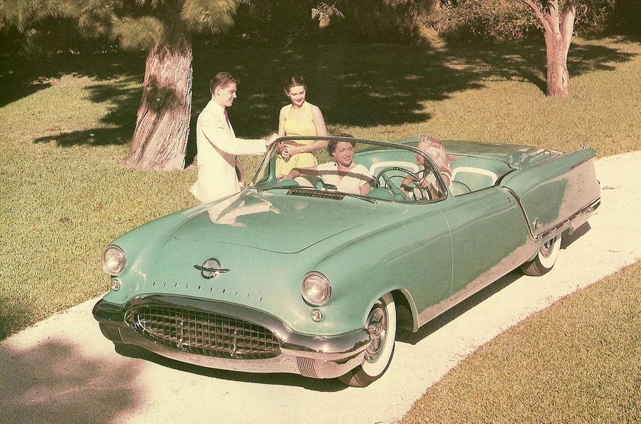 Oldsmobile Starfire 1953