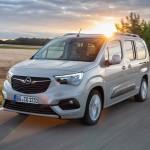 Turbós benzinessel erősít az Opel Combo Life