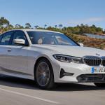 Megint négyhengeres a belépő szintű 3-as BMW