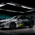 Lesz széria változat a Peugeot teljesítményre kihegyezett hibrid tanulmányából
