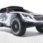 Íme a Peugeot új homokfutója