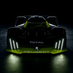 Megmutatta a még fejlesztés alatt álló Le Mans-i versenyautóját a Peugeot