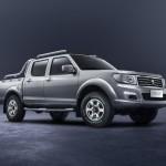 Peugeot pick-up – csak Afrikának