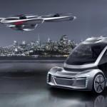 Leállította az Audi a repülő autó projektet