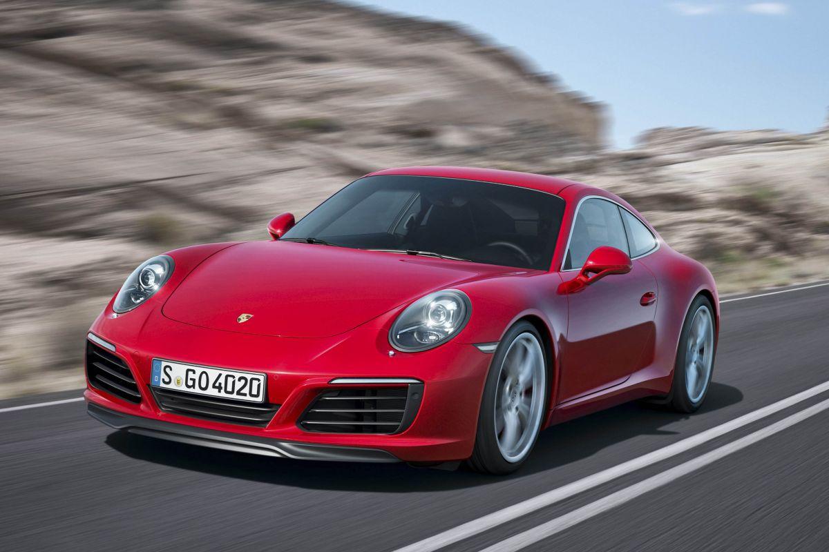 Porsche 911 2015-2