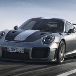 Megérkezett a Porsche 911 GT2 RS