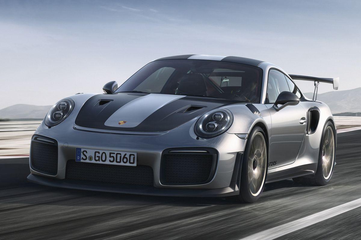 Porsche 911 GT2 RS 2017-1