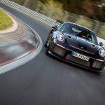 Egy Porsche a Nordschleife leggyorsabb utcai autója