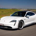 Megint behúzott egy rekordot a Porsche Taycan