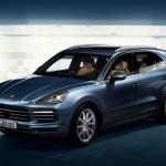 Idő előtt kijöttek a képek az új Porsche Cayenne-ről
