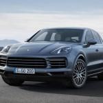 Hivatalos képeken a Porsche Cayenne!
