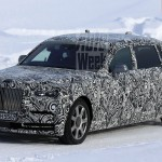 Kémfotókon az új Rolls-Royce Phantom