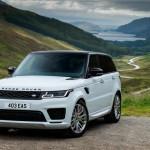 Mild hibrid dízellel bővül a Range Rover paletta