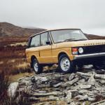 Klasszikus újdonság a Range Rovertől