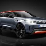 Kupé SUV-ot tervez a Range Rover