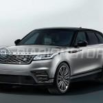 Kiszivárogtak az első képek a Range Rover újdonságáról