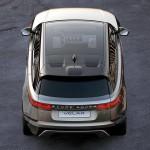 Az első hivatalos képek a Range Rover Velarról