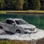 Érkezik a Renault Alaskan