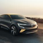 Elektromos koncepcióként mutatkozott be az új Renault Megane