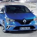 Renault Megane20165