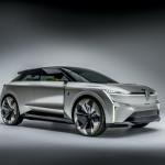 Alakot vált a Renault elektromos tanulmánya