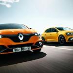 Itt a legerősebb Renault Megane