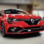 Az első képek az új Renault Megane RS-ről