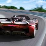 Rezvani+Beast+X+race+track
