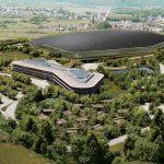 Ez lesz az új Rimac birodalom, melyet egy kastély környezetében építenek fel