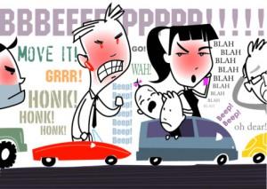 10 pszichológiai hiba, amiért rossz autósok lehetünk