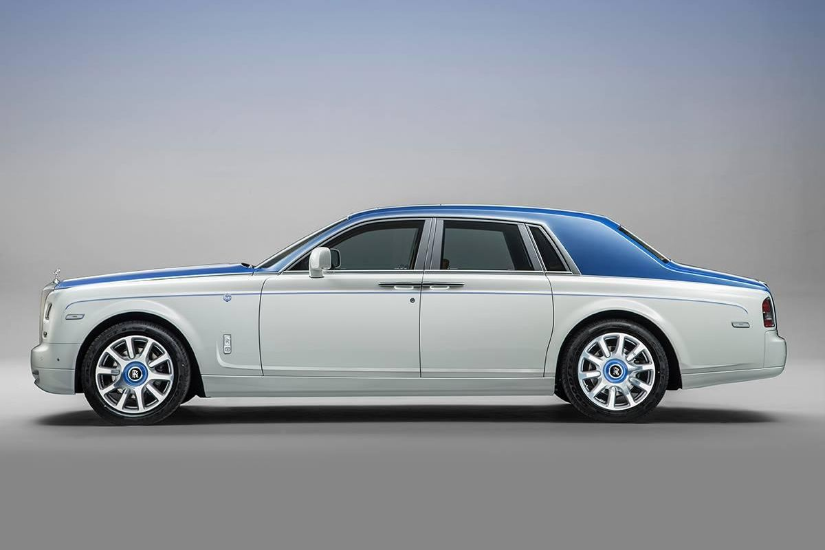 Rolls-Royce Phantom Nautic