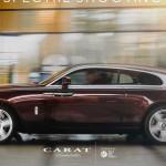 Kombiként is elkészült a Rolls-Royce Wraith