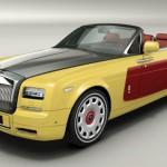 Klasszikus kabrió a Rolls-Royce-tól