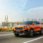 Modern SUV tanulmányt mutat be a Skoda Indiában