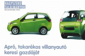 A 'zöld autó' története – 2. rész