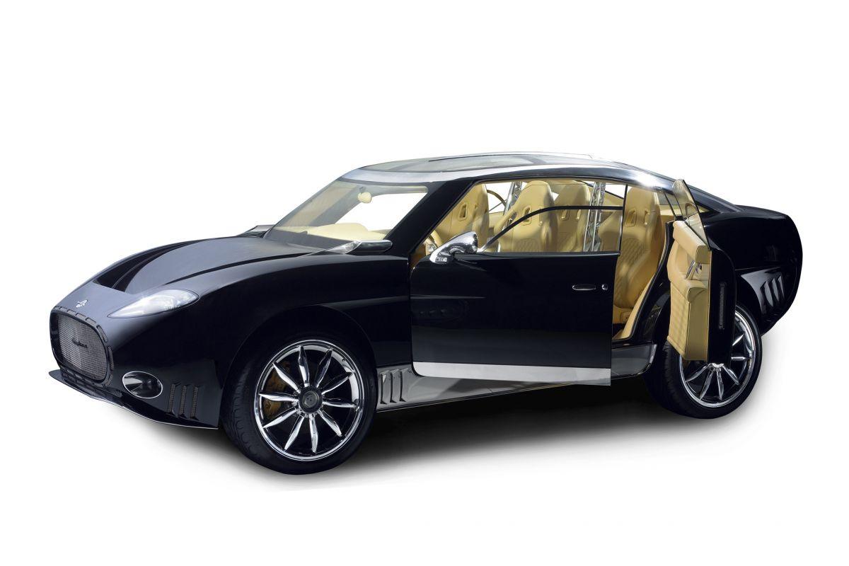 Spyker SUV1