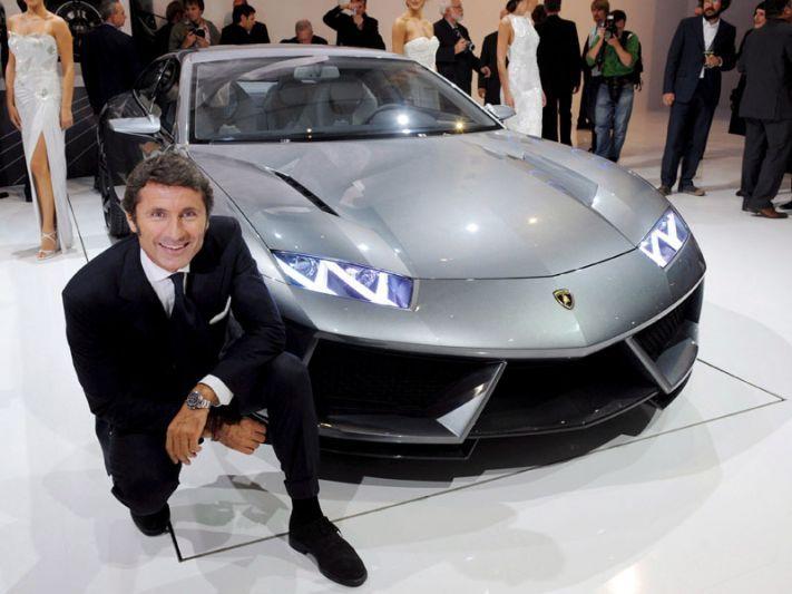 Stephan Winkelmann Lamborghini