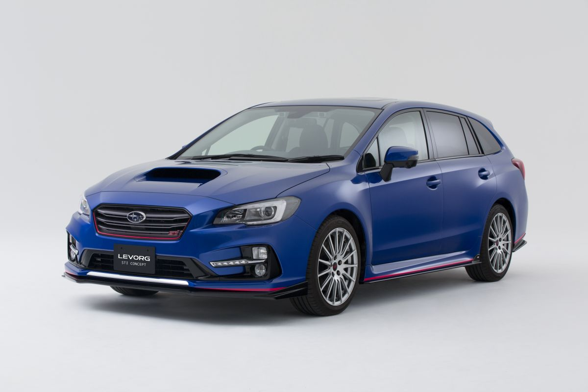 Subaru Levorg STI-1