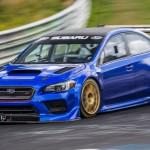 A Subaru a Nürburgring új királya