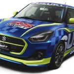 Sportos modellekkel készül Tokióra a Suzuki